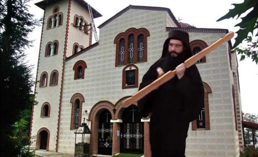 Αποκαθιστούμε την αλήθεια, ως αυτόπτες και αυτήκοοι μάρτυρες, για το γεγονός της Αγίας Παρασκευής Εορδαίας, με τον ιερέα και την κυρία που φορούσε τη μάσκα (29/07)