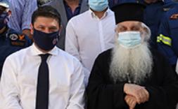 Ο Μητροπολίτης Αργολίδος λανσάρει τη νέα εμφάνιση του υβριδικού επισκόπου  της νέας τάξεως. | ΤΑΣ ΘΥΡΑΣ ΤΑΣ ΘΥΡΑΣ